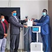 KEBS Approves The First Ever Locally Manufactured Ventilator