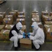 La douane chinoise a saisi 7 221 pénis humains en provenance du Nigeria