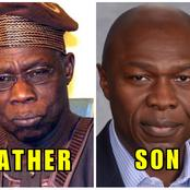 Former President Olusegun Obasanjo Turns 84 Today: A Look At His Life in Photos