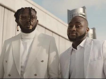 DMW artiste, May D reveals why Burna Boy keeps hating on Davido