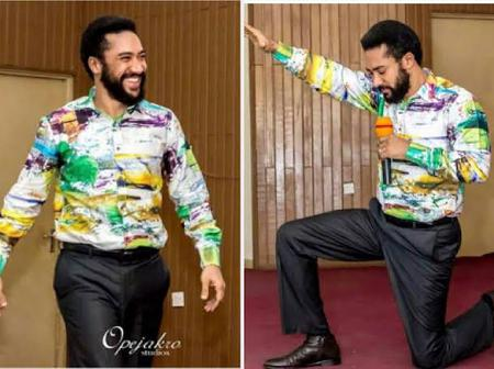 See Recent Pictures Of Majid Michel Doing The Work Of God!