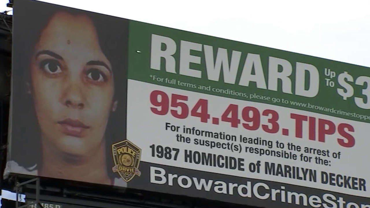 3 Decades Later, Family Still Seeking Justice for Woman Found Dead in Davie Canal