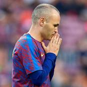 Learn From Him! When Andres Iniesta Suffered From This Deadly Illness in 2009, Check-Out What He Did