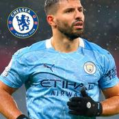 Is Sergio Aguero The Solution To Chelsea's Problem? See What Paul Merson Had To Say About Aguero