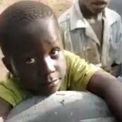 My Dad Died Many Years Ago & My Mum Couldn't Afford My School Fees, That's Why I Beg -Kid (Video)