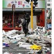 Our African brothers living here in SA are really doing well: See reaction after what foreigners did