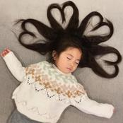 Remember 3 Years Old Baby Chanco Who Became Popular Because of her Hair? See her Recent Photos