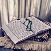 من أراد أن يعطيه الله كتابه بيمينه وأن يكون من رفقاء رسول الله وأهل بيته.. فعليه بقراءة هذه السورة