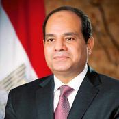 الخطيب يوجه الشكر للرئيس عبد الفتاح السيسي والجيش والشرطة