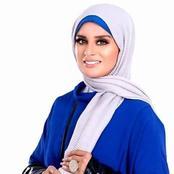 أصيب زوجها بمرض خطير وابنها كان كلمة السر في زواجها ووالدها مخرج شهير.. المذيعة لمياء عبد الحميد