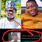 After Igboho Threatened Yoruba Politicians on 2023 Presidential Election, See What Adamu Garba Said