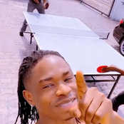 I Put A Thousand Dollars On Him -Lil kesh Brags About His Father's Table Tennis Skills
