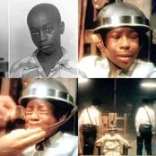 George Stinney Jr, d'origine africaine, l'adolescent de 14 ans condamnée à mort aux États-Unis