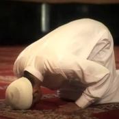 نهانا الرسول عن التنكيس في الصلاة..فهل تعرف ما هو التنكيس ؟