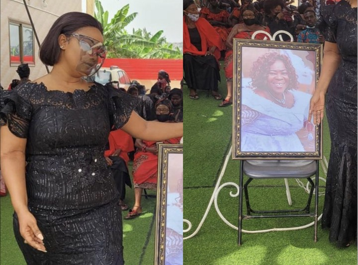2aa0d06bb60441acb73fa7b7172e9f5d?quality=uhq&resize=720 - Life Is Too Short, Live Your Life - Nana Ama Mcbrown Speaks As She Sadly Mourns A Love One