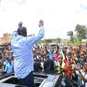 Crowds Won't Vote! Ask Kabuchai Residents And Matungu - Critics Tell Off Dp Blogger Dennis Itumbi