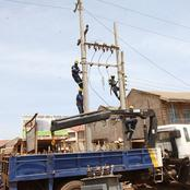Eldoret, Adjacent Areas to be Mostly Affected as KPLC Announces Major Power Blackout on Sunday