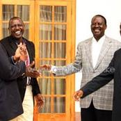 Reactions As ODM MP Gives A List Of Positions For The Top 9 including Uhuru, Raila, Ruto And Others