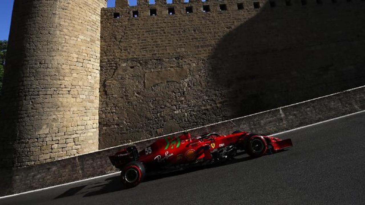 Carlos Sainz ist richtig sauer: Erneut mögliche Pole durch Crash verloren