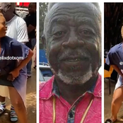 Ghanaians React As Oboy Siki 'Chills' Behind The Scenes Of New Movie Shoot