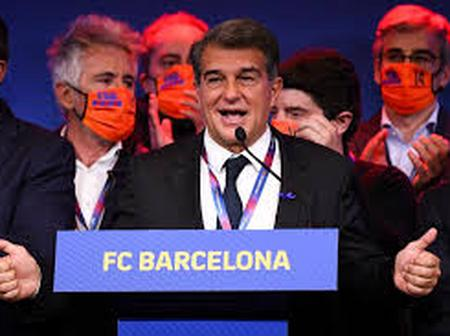 Laporta makes first offer for Barcelona summer signing - coming days will be crucial for the Culers
