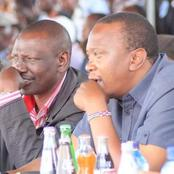 DP Ruto Breaks Silence on His Relationship With Uhuru Amid Fallout Speculations(Video)