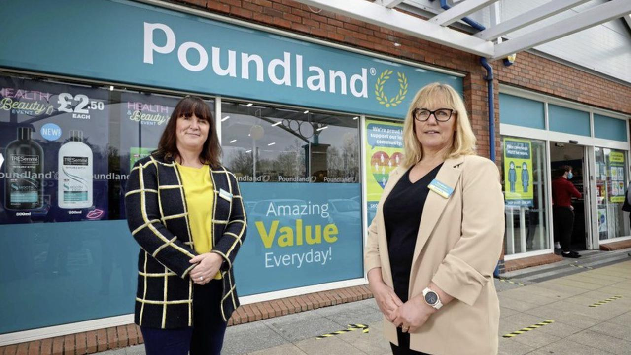 Poundland store opens with 22 jobs in Armagh