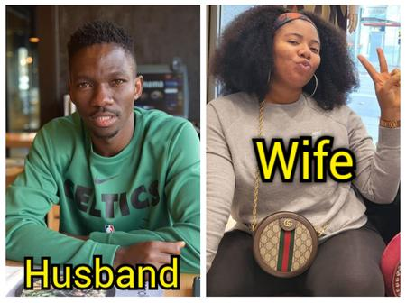 What The Wives Of 7 Handsome Super Eagles Players Look Like (Photos)