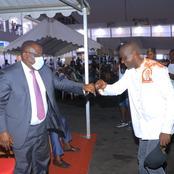 Législatives 2021/Koumassi :  Les transporteurs reconnaissants à Cissé Bacongo