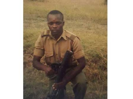 Meet The Former Bodyguard who is Now Active Member of Parliament