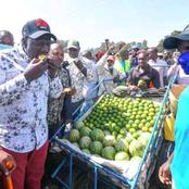 Photos Of DP William Ruto Undertaking His Youths Empowerment Activities In Meru County (Photos)