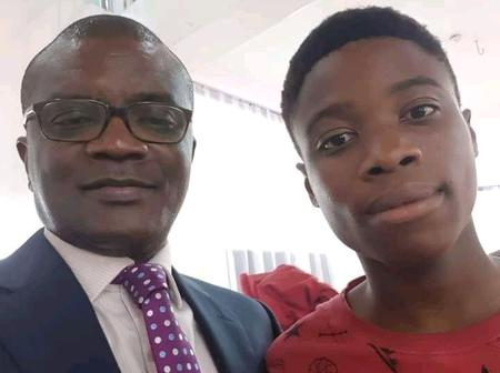 After This Boy Returned A Phone He Saw In A Restroom In PH, See The Amount He Got From People