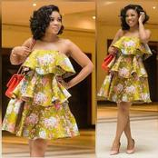 Give Yourself A New look With These Sleek And Stylish Ankara Prints