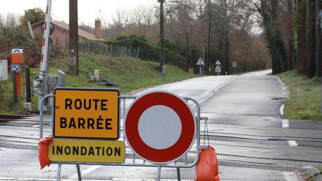 Dax/Saint-Paul-lès-Dax: l'avenue de la Liberté est fermée