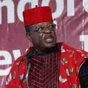 TODAY'S HEADLINES: IPOB Are Criminals & Evil- Gov. Umahi, Nigeria is At War With Boko Haram- Kanu