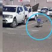 See What I Spotted At One Mall In The Free State
