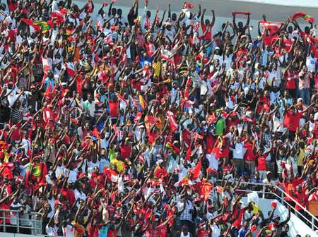 Ghana Premier League : Fans full of joy as green light has been given to return to stadiums.
