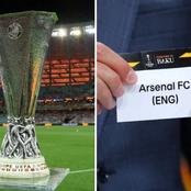 Manchester United, Arsenal Face Tough Opponents As UEFA Releases Europa League Round Of 16 Draws
