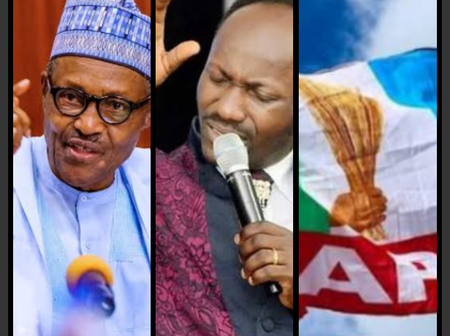 Today's Headlines: Johnson Suleman Drops Another Prophecy,