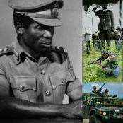 Meet Gen Nunoo Mensah, Ex Army Commander, Chief Of Defense Staff And Revolutionary Pal Of Rawlings
