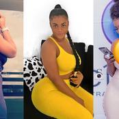 These Photos Of Yaw Dabo's 'Girlfriend' Vivian Okyere Are Too Hot! (Photos)