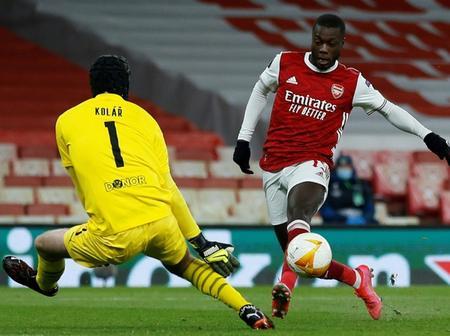 Nicolas Pépé gagne, mais pas Arsenal !