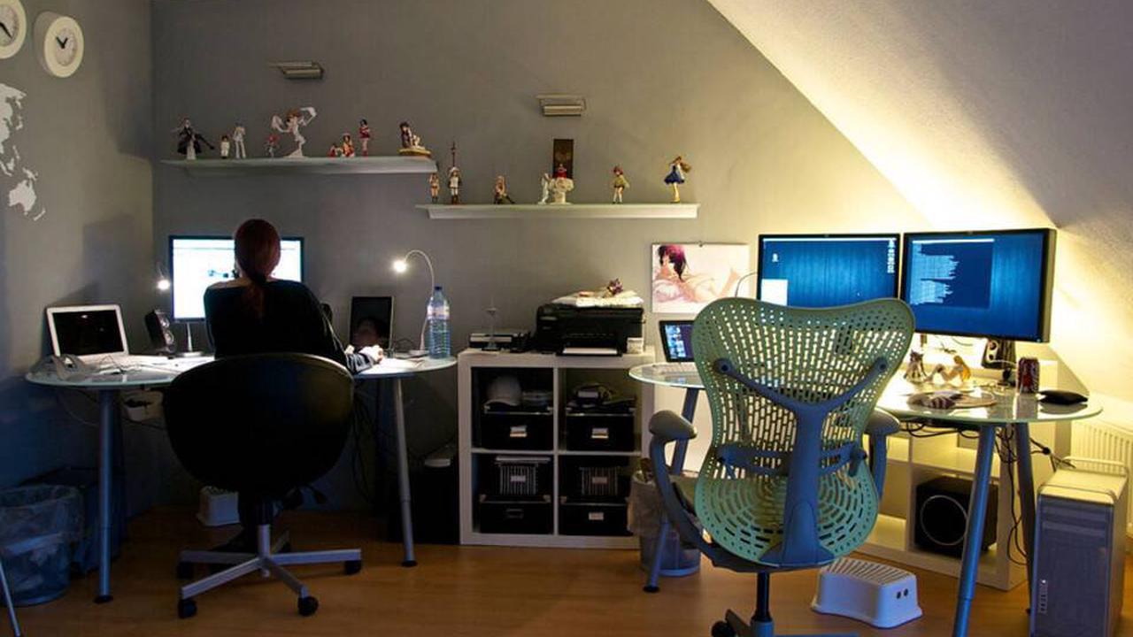 Un cadre sur quatre fait l'amour pendant ses heures de (télé)travail