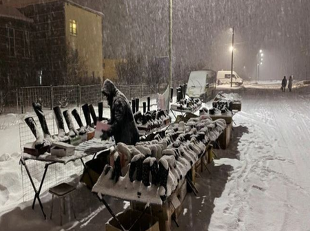 Have You Ever Heard Of Murmansk? The Darkest City On Earth Without Sun For 40 Days (photos)