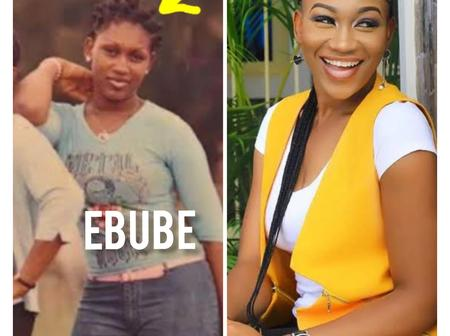 Check out these Hilarious Photos Of 9 Nigerian Celebrities In Their University Days (PHOTOS)