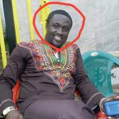Who remembers this handsome ghanaian actor?see how he looks recently.