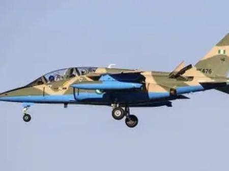 Nigerian Airforce Fighter Jet Goes Missing In Borno
