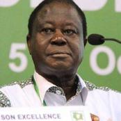 Suspension du dialogue politique : un membre du BP du PDCI se dresse contre Bédié