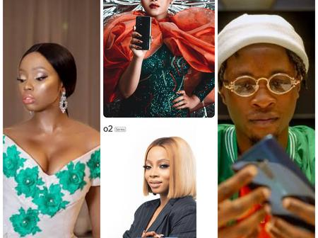 Lilo joins Laycon, Bambam & Toke Makinwa to become brand influencer for Oppo