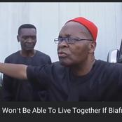 'Baifra Will Be Worse Than South Sudan If Granted Independence' - Joe Igbokwe